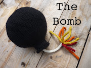It is a simple pattern, starting with the bomb itself. (the bomb)