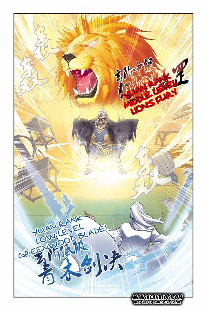 Battle Through Heaven Chapter 02-5