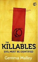Book cover of The Killables by Gemma Malley