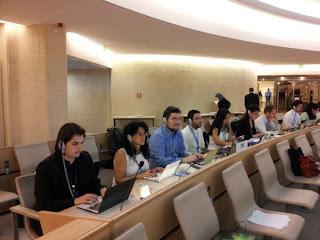 ONGs brasileiras na Revisão do Brasil no Conselho de Direitos Humanos da ONU
