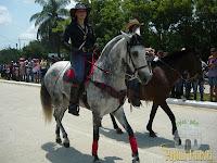 Desfile Hípico 2012