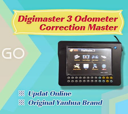 Digimaster III Original Odometer Correction Master Update Online