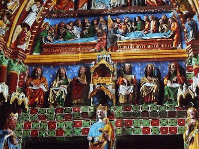 Amiens: beleza e intensidade das cores medievais surpreende