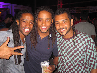 THE+KINGS+3+RASTAS VEMCÁJOW na The Kings Party!!