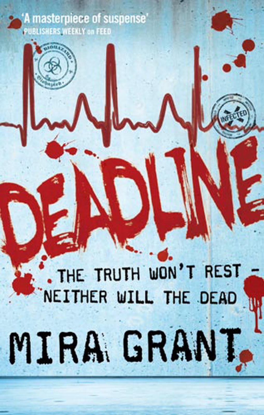 Deadline By Mira Grant  Book Review