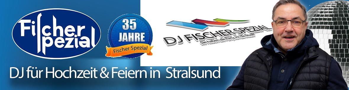 DJ Stralsund - Ihr Hochzeit und Party DJ in der Hansestadt