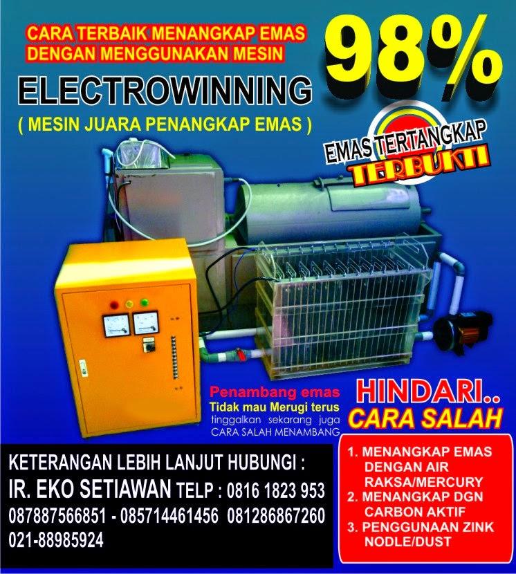 ELECTROWINNING