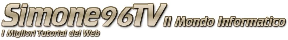 Simone96TV | Il Mondo Informatico