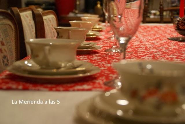 La Merienda a las 5 Navidad Reyes