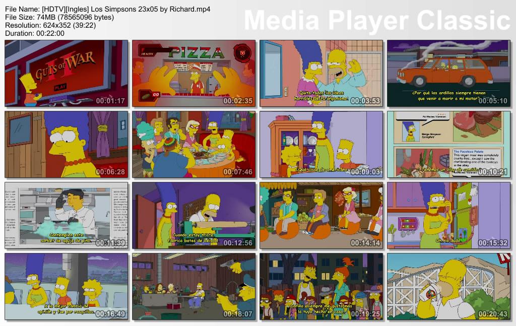 The Simpsons Food Wife Los Simpson Porno Taringa