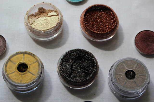 Makeup Geek pigments