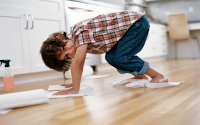 Best Tips for Hardwood Floor Care from the Unique Home Experts!