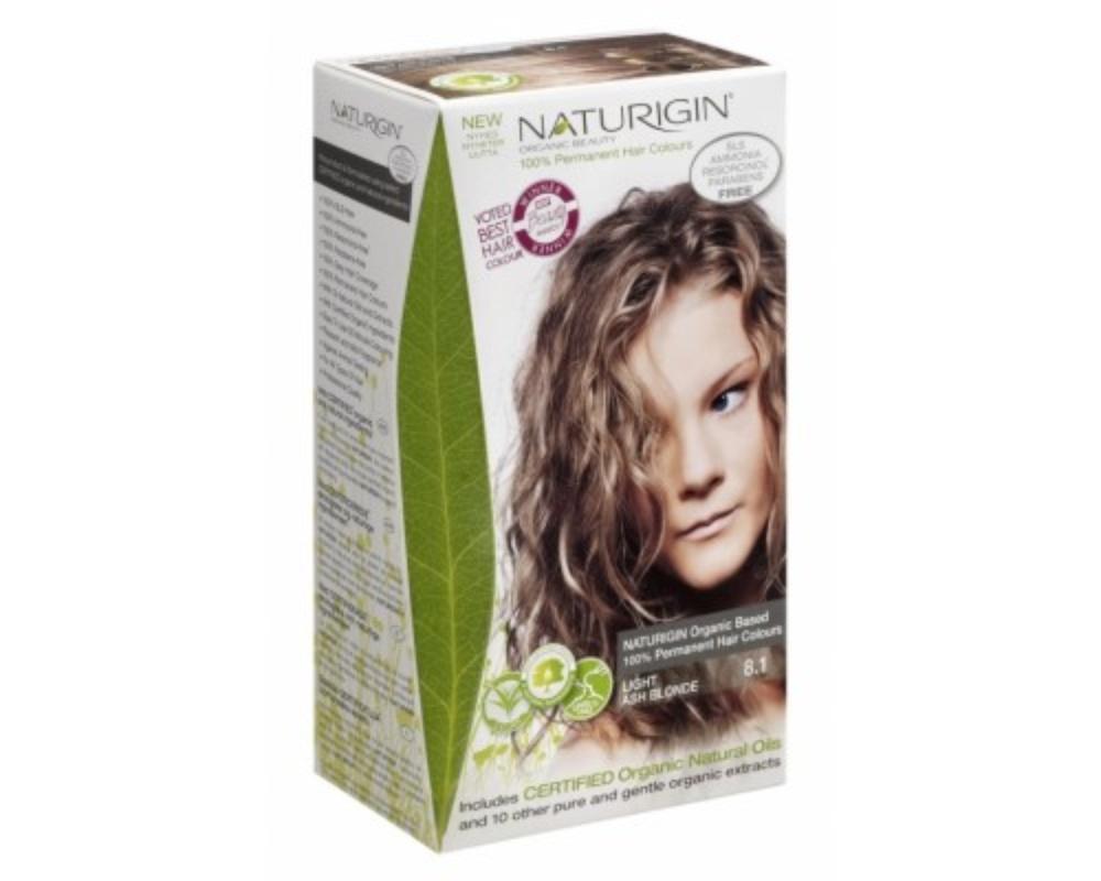 bio organik naturigin saç boyası