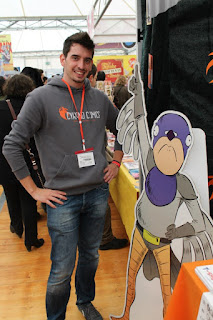 Gabriele Bagnoli e Pigeon-Man!