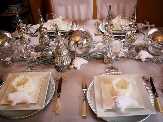 Consigli per la casa e l 39 arredamento idee e consigli per for Tavolo natale
