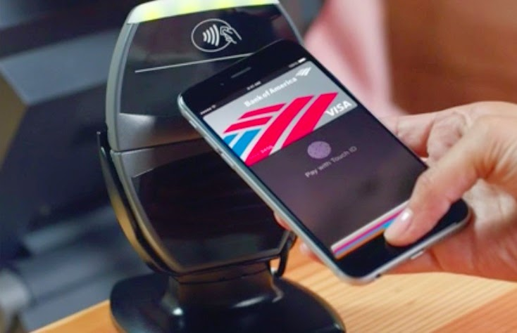 Apple Pay NFC Scanner
