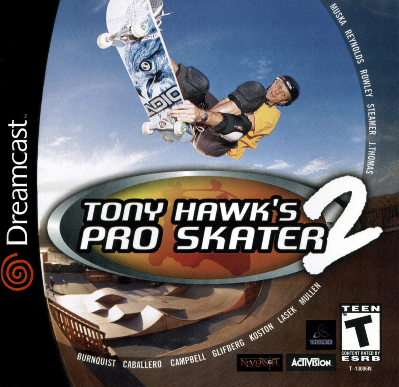 Análise: Tony Hawk's Pro Skater 2