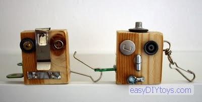 handmade key chains