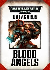 Blood Angels Datacards