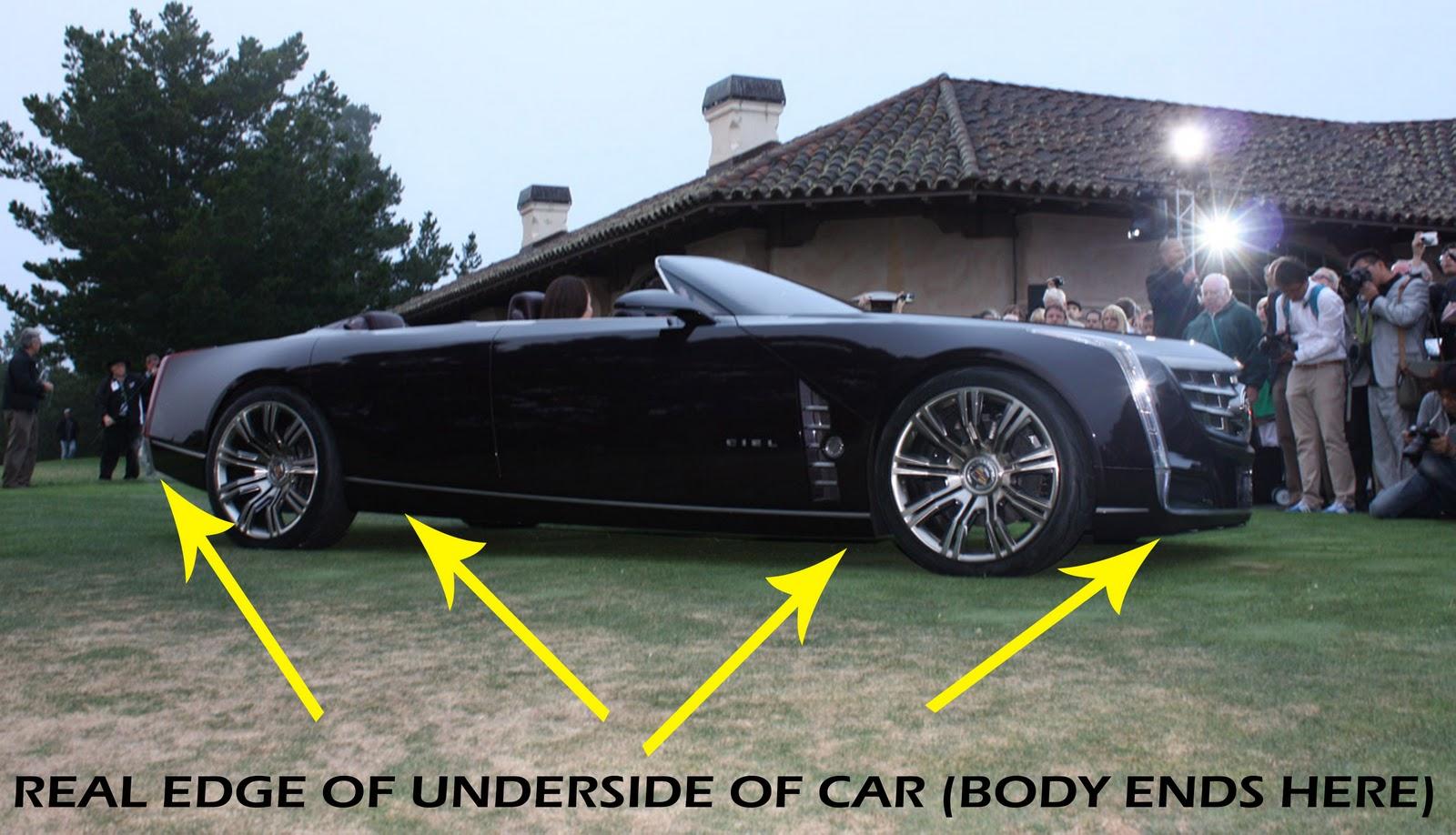 2015 Cadillac Ciel Price The cadillac ciel!