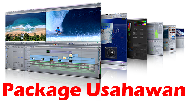 Package Usahawan Video X Ads