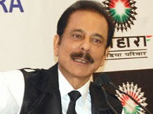 Few options left for Sahara Group chief Subrata Roy