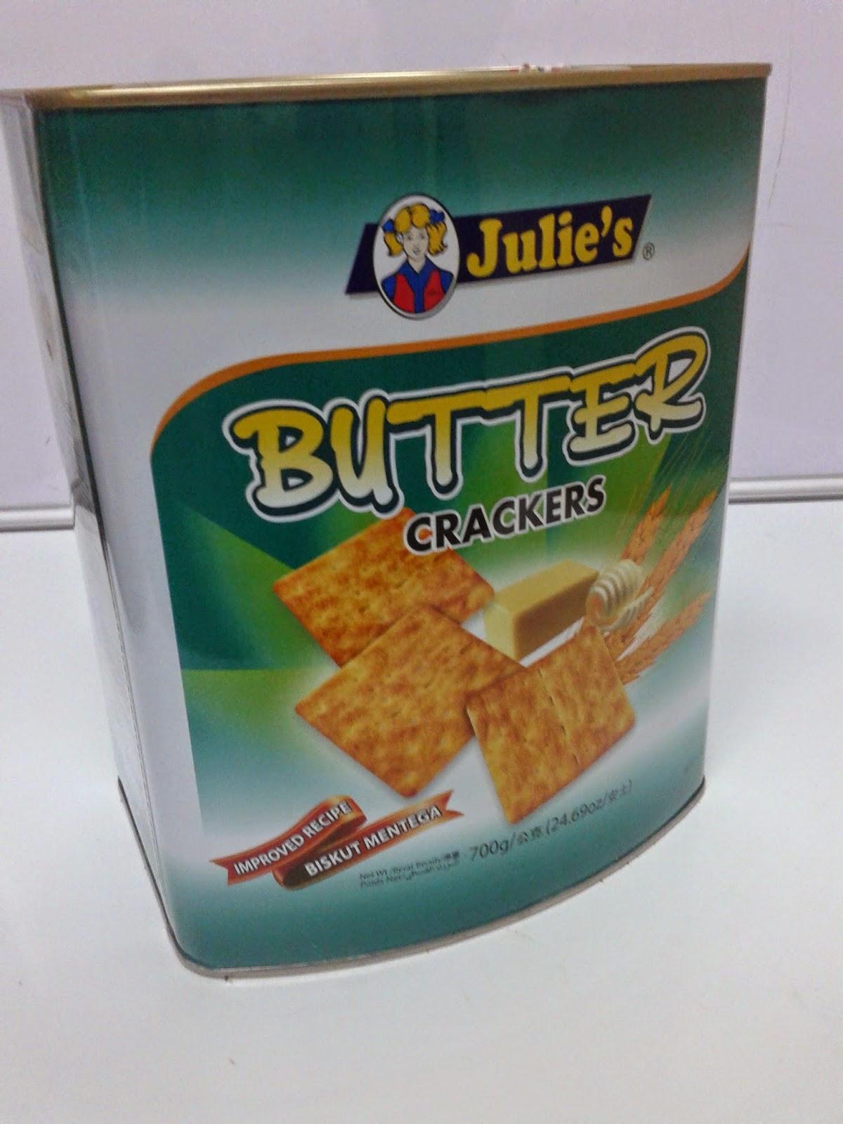 juliest butter crackers