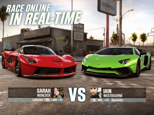 New Download CSR Racing 2 Apk v1.1.1 (Unlimited Money) Terbaru