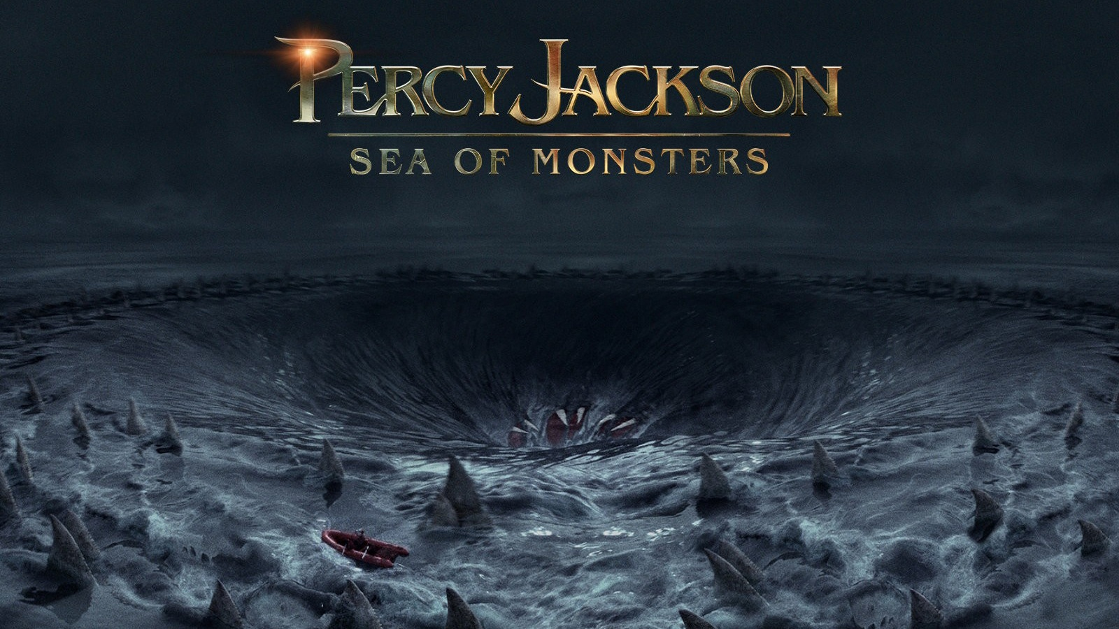 Percy Jackson: Sea of Monsters (2013) - HD 1080p