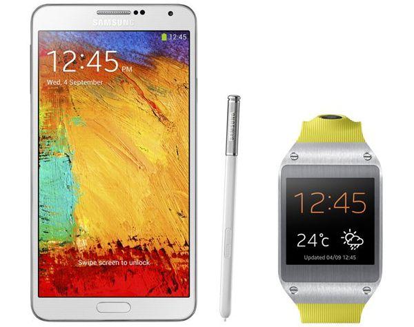 Samsung, Samsung Galaxy Note 3, GALAXY Note 3, Note 3, Samsung Note 3, Samsung Galaxy Gear, Galaxy Gear, Samsung Gear