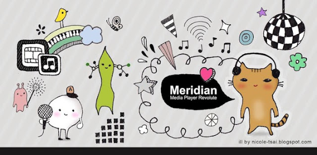 Meridian Media Player Pro v2.6.1c APK