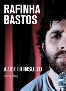 Download Rafinha Bastos A Arte Do Insulto DVDRip Avi e RMVB