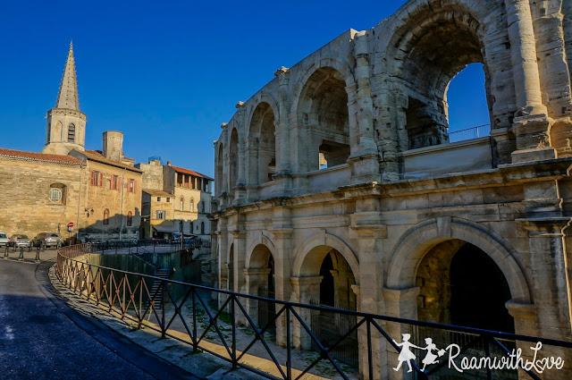 Honeymoon, ฮันนีมูน,review, france, โพรวองซ์, Provence, Arles,Vincent Van Gogh, ตามรอย,Arena