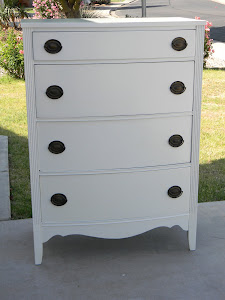 Vintage Shabby Chic Dresser  *SOLD*