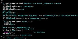 リソースの解凍アルゴリズム:ESETセキュリティブログ