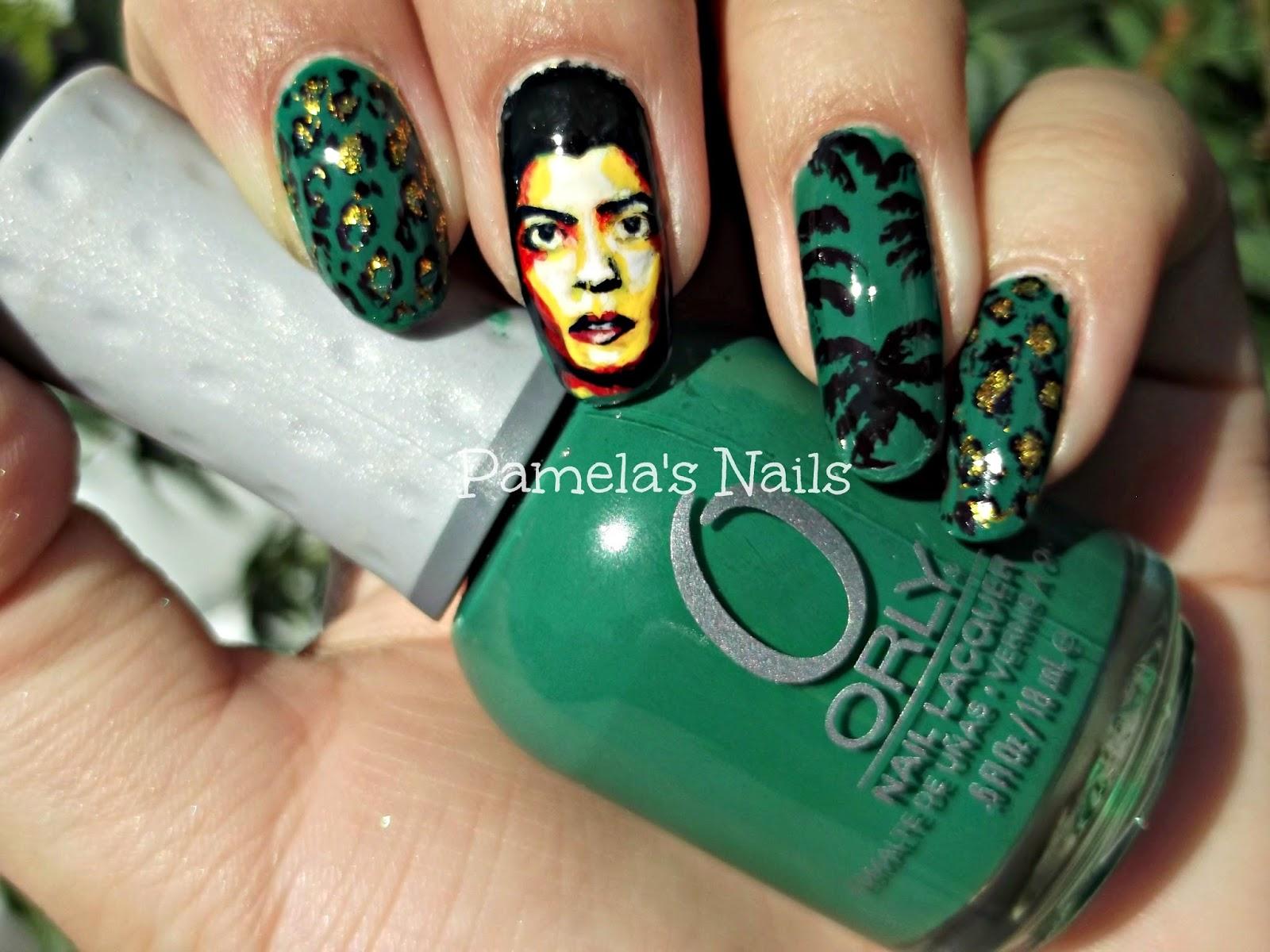 Pamela\'s Nails: 2013