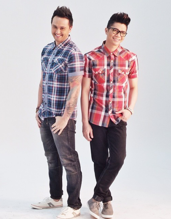Fashion Pulis Face Off Billy Crawford Vs Vhong Navarro