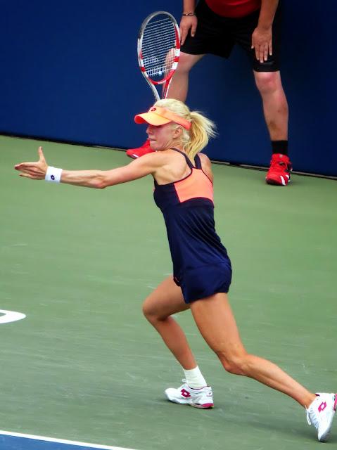 Urszula Radwanska Rogers Cup 2013