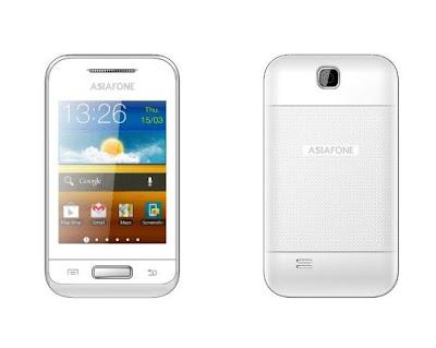 Asiafone AF7997, Dual-GSM Murah Meriah