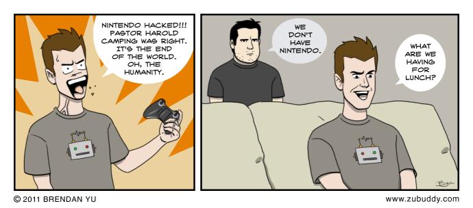 Nintendo Hacked