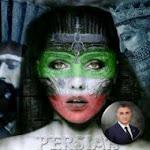اضافه کردن عکس شاهزاده رضا پهلوی به عکس فیسبوک خود