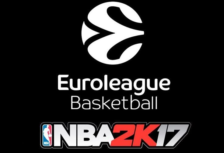 NBA 2K17 Euroleague Teams Revealed