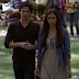 "Elena's Pins and Needles Strapless Lace Dress Vampire Diaries Season 4, Episode 4: ""The Five"""