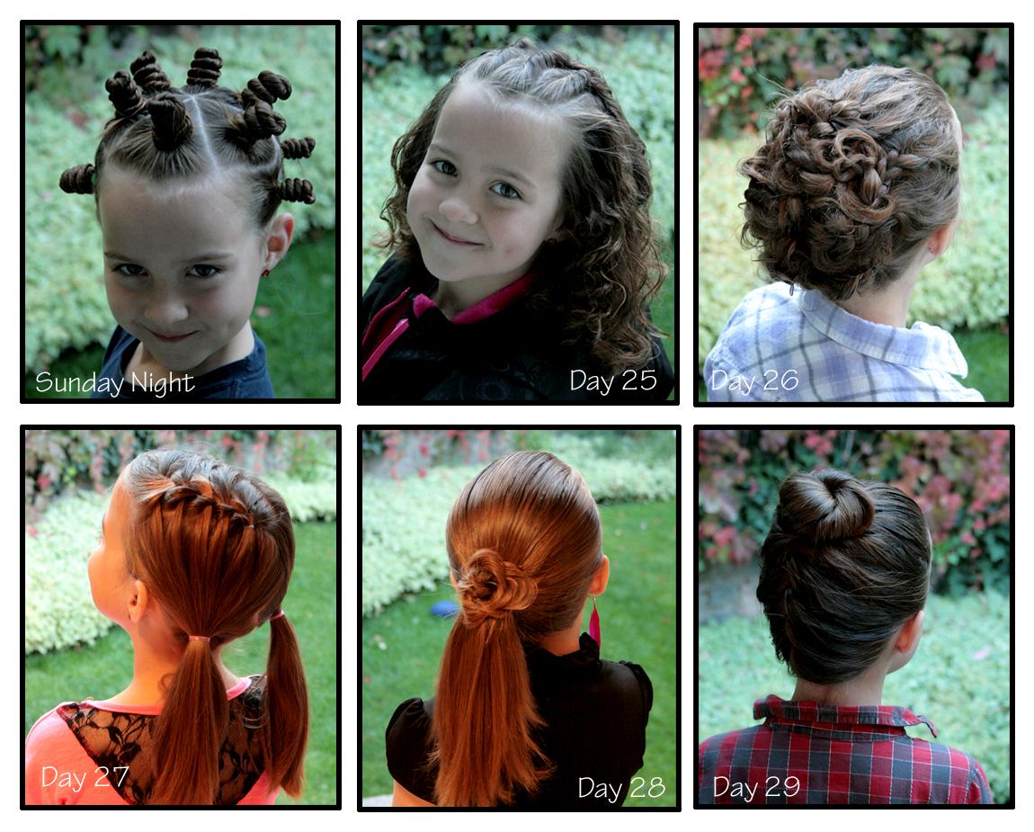 Детские прически на жидкие волосы