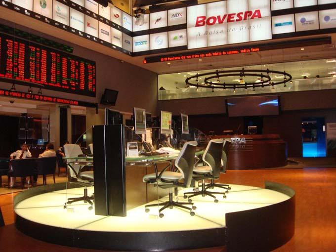 BOVESPA - interior