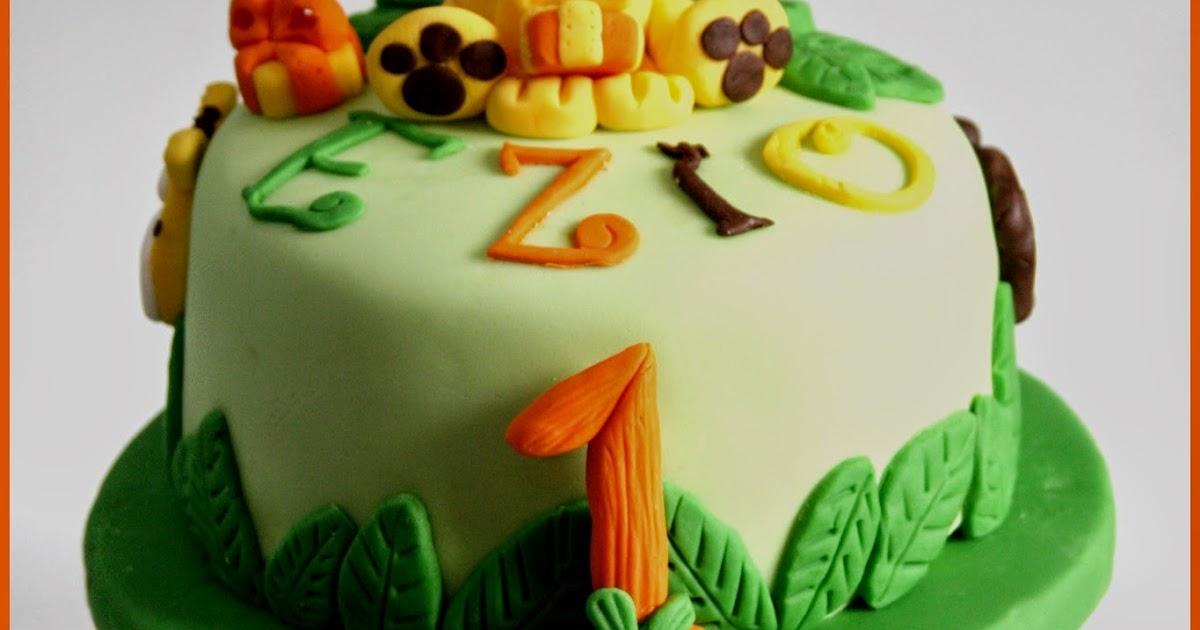 Préférence Jungle cake ! | Croquez, craquez AL88