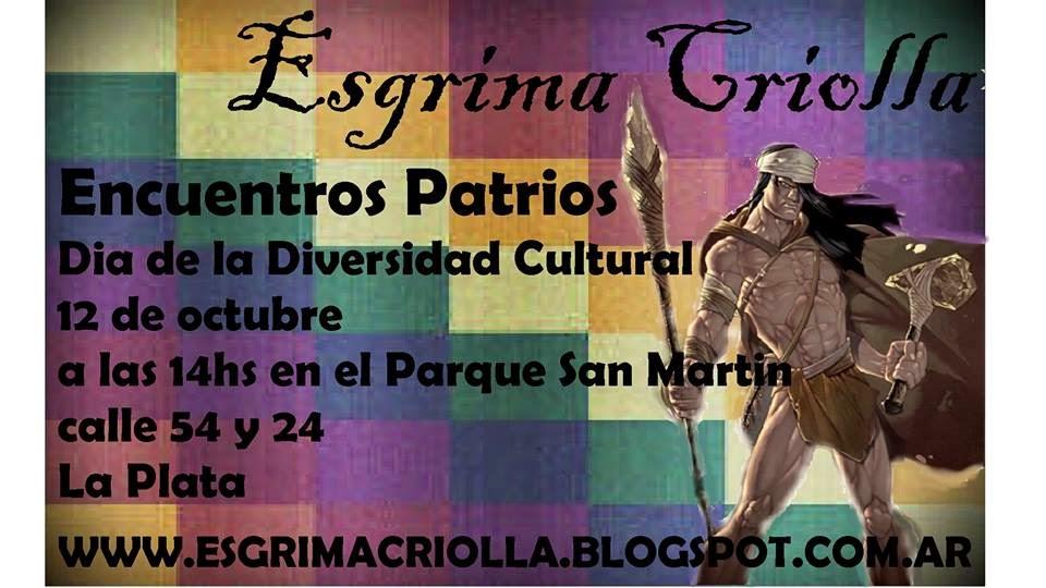 Esgrima Criolla- Encuentro Patrio
