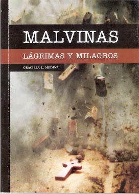 """Portada Libro """"Lágrimas y Milagros"""""""