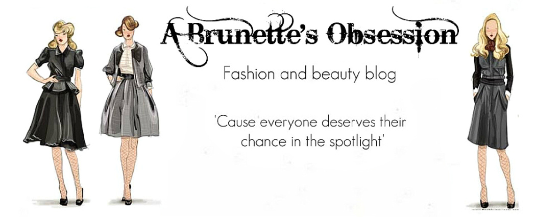 A Brunette&#39;s Obsession