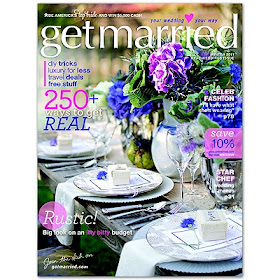 As Seen in Get Married Magazine